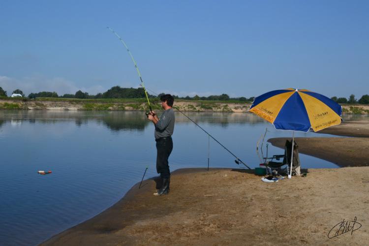 рыбалка на лебяжьем бору рязанской области