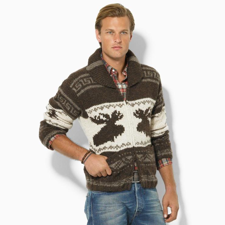 Пуловер С Оленями С Доставкой