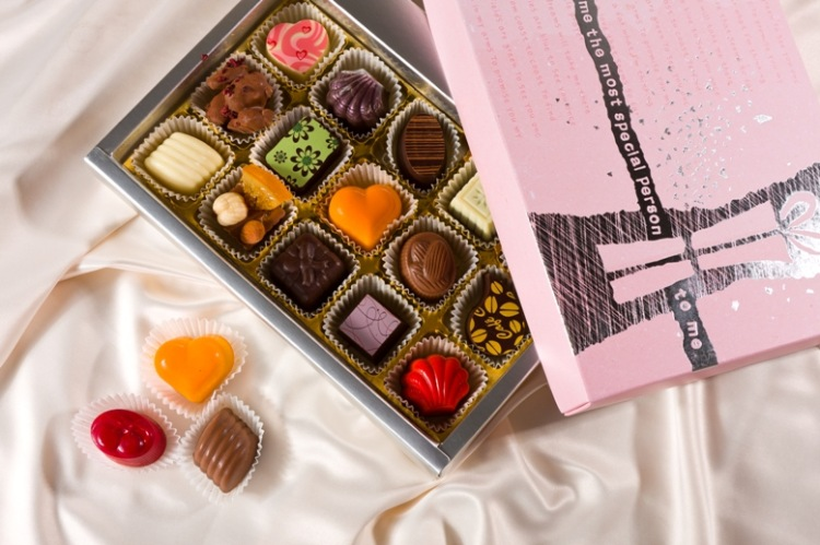 Начинки для шоколадных конфет в домашних условиях
