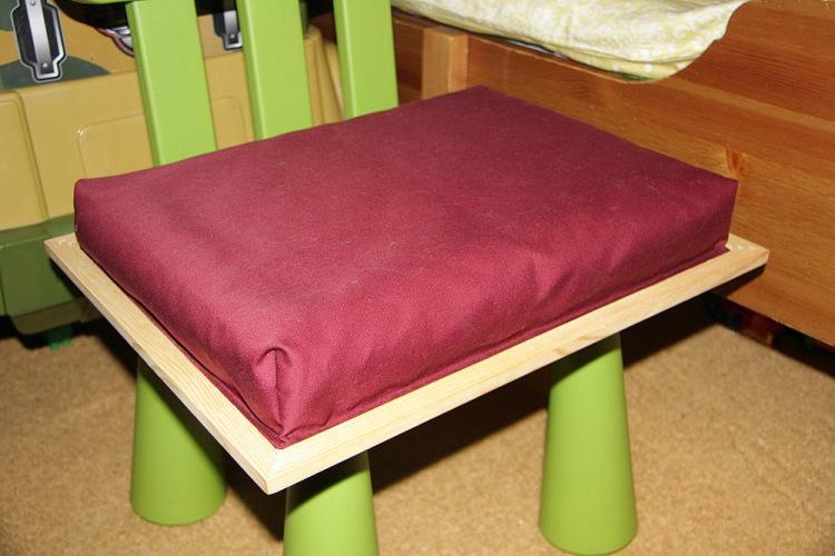 Поднос подушка своими руками
