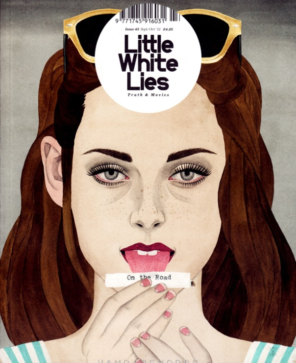essay on little white lies