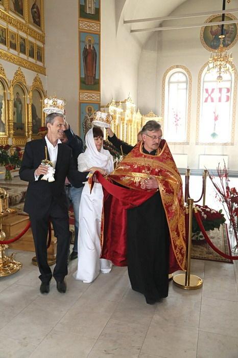 Венчание в православной церкви спб