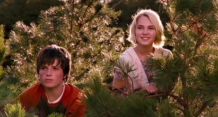 a literary analysis of the main themes in bridge to terabithia Free essay: katherine patterson's bridge to terabithia all children can relate in someway to katherine patterson's newberry medal-winning children's novel.