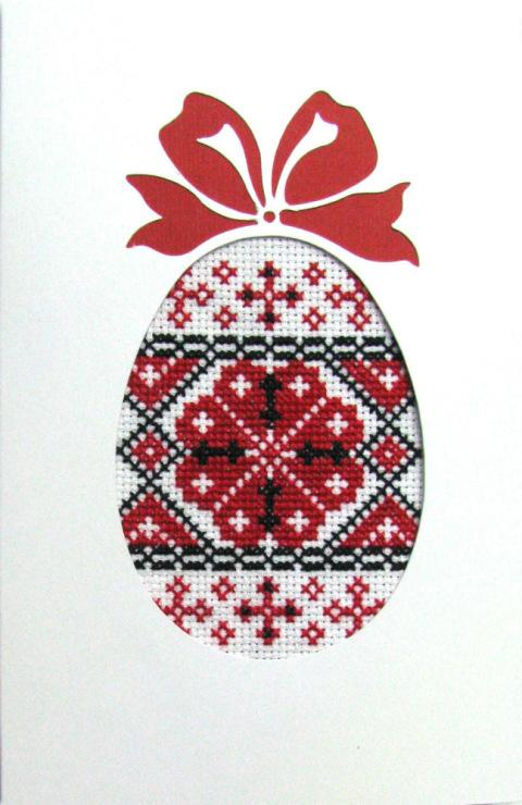 Открытки с белорусским орнаментом