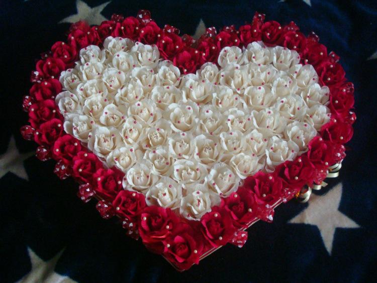 Как сделать сердце из мастер класс 716