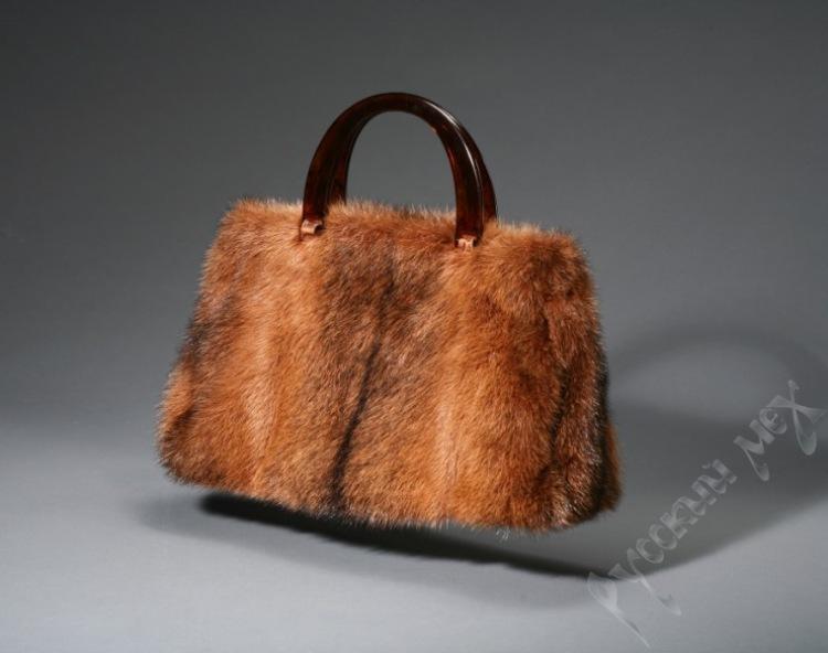 Фото сумок из меха своими руками