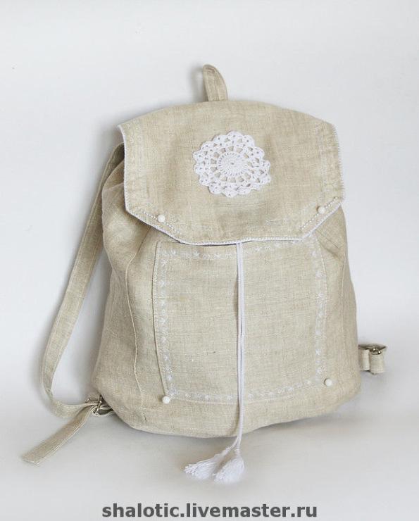 Мастер класс вязать рюкзак - Priminfo
