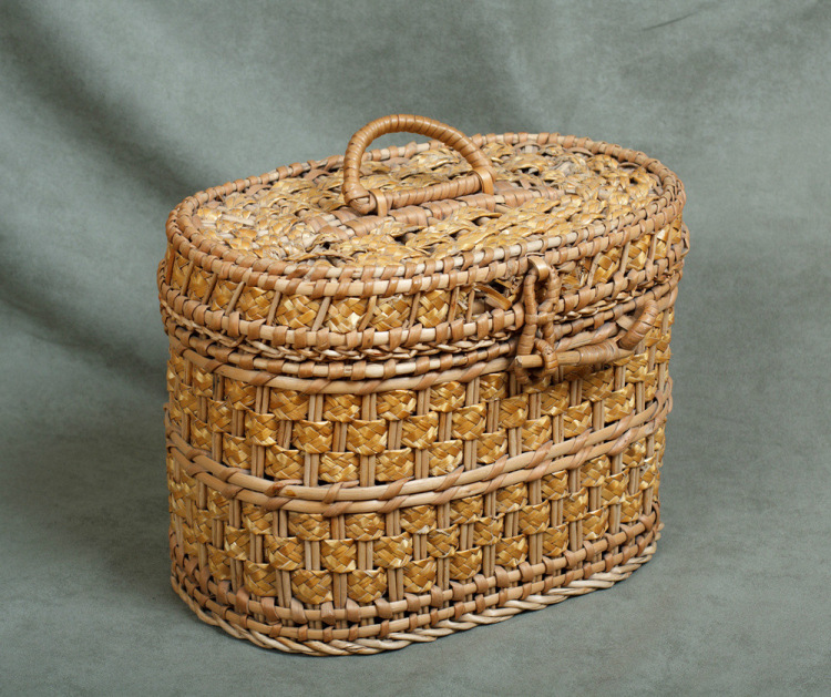 Плетение соломкой фото