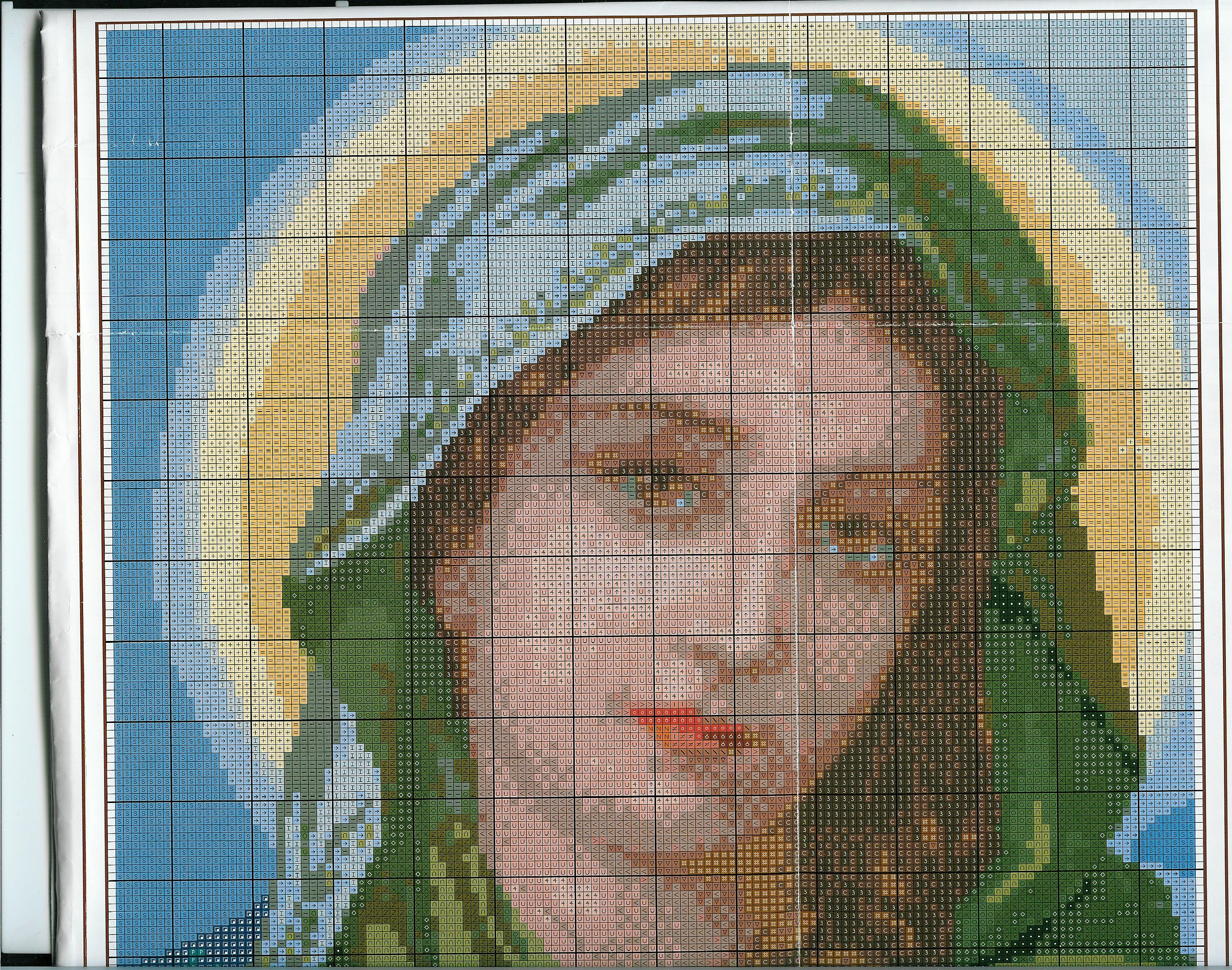 cuadro del corazon de maria