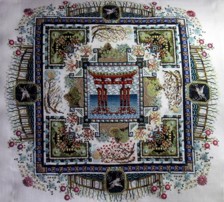 Вышивка мартины розенберг 23