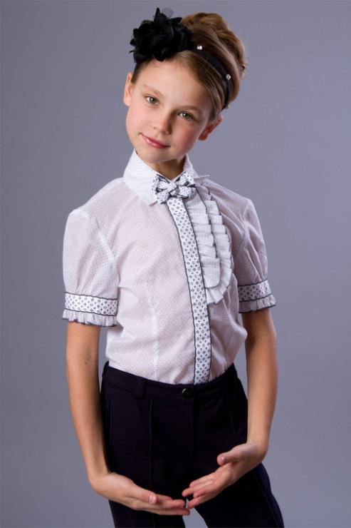 Купить Школьную Блузку В Новосибирске