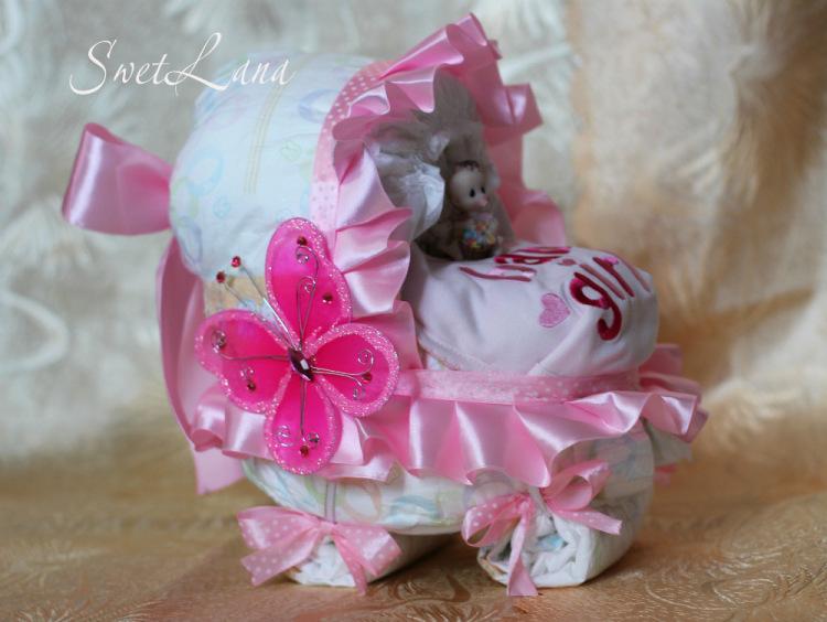 Подарки для новорожденного девочки 38