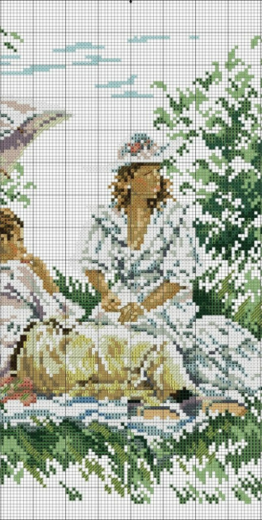 Gallery ru вышивка крестом