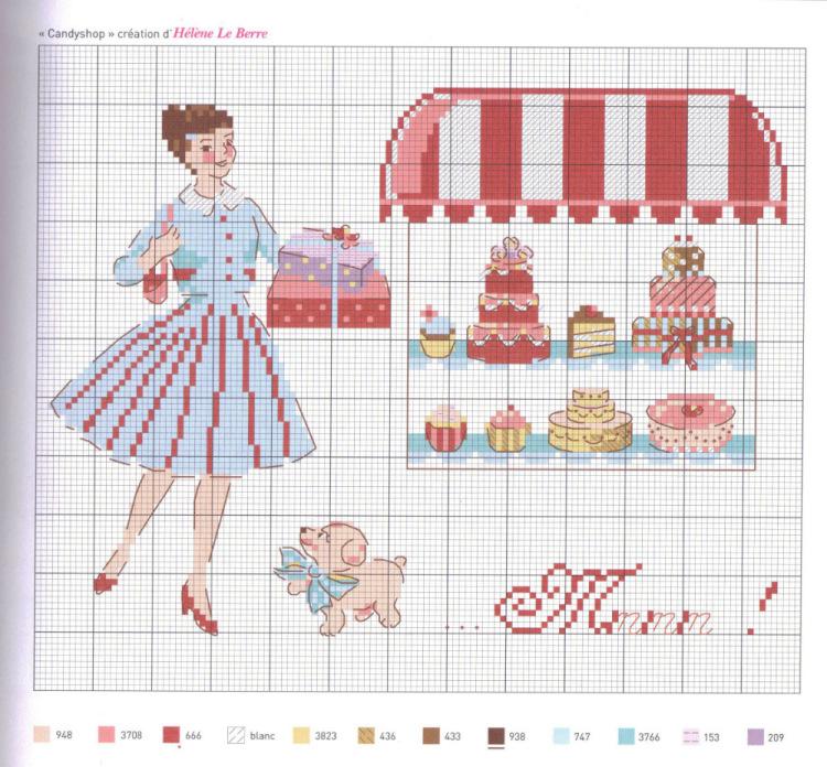 схемы для вышивки от артели дизайнеров