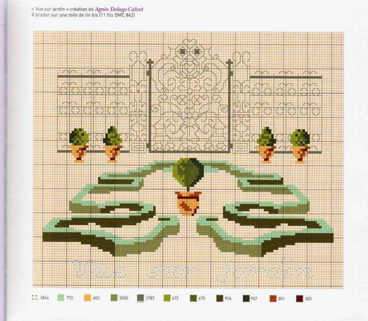 Схемы вышивки крестом бесплатно-dimensions 97