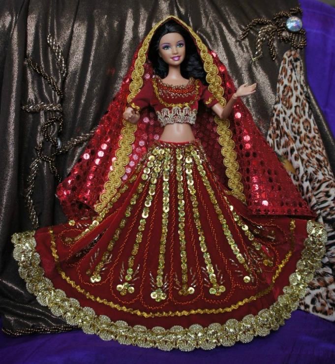 Индийское платье как сшить 2