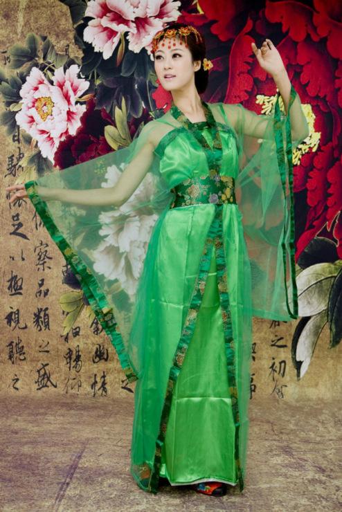 Китайская Национальная Одежда Для Женщин