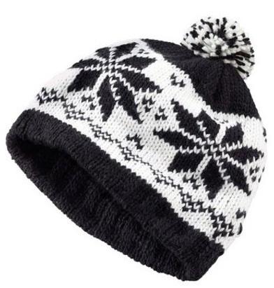 Зимние вязанные шапки картинки