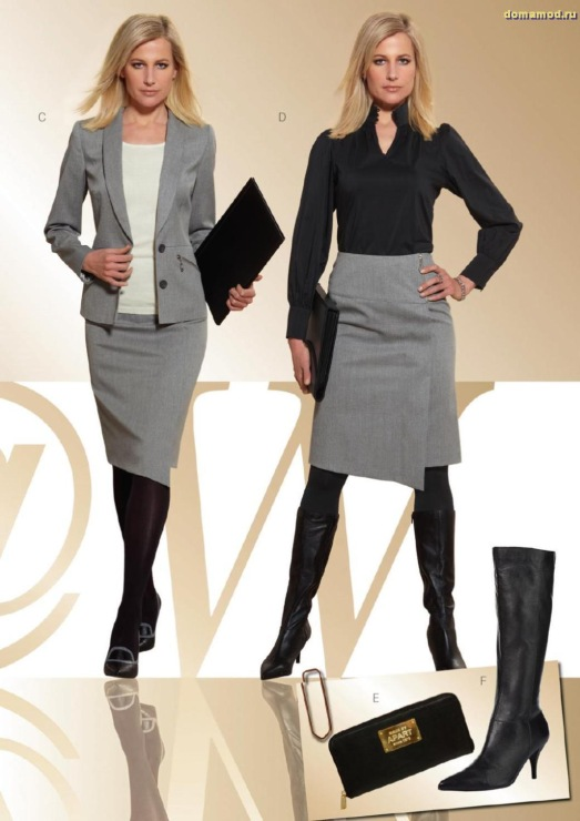 Fall Work Outfits: 50 Fall Fashion Trends to Wear to the Office Glamour