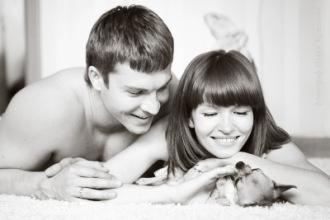 Фотограф Love Story Ольга Кузьмина - Москва