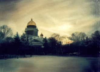 Художник Татьяна Захарова - Санкт-Петербург