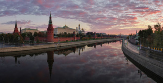 Архитектурный фотограф Денис Сорокин - Москва