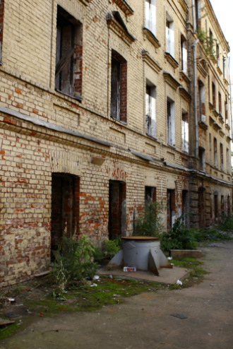 Архитектурный фотограф Tanya Bolshakova - Москва